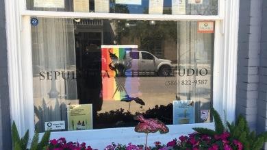2017 Mainstreet Flags - Sepulveda Salon